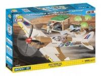 Коби Самолет Спитфаер с базой Cobi 5545