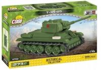 Коби Танк Советский T-34 Cobi 2702