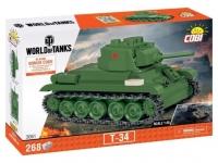 Коби Танк Советский Т34 Cobi 3061