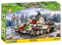 Коби Танк Тигр II Кенигстигер Cobi 2540