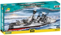 Крейсер Белфаст Конструктор Коби Cobi 4821 аналог Лего