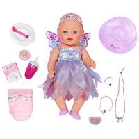 Кукла Baby Born 820698 Беби Борн Фея Интерактивная, 43 см