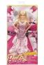 Кукла Barbie в вечернем светло-розовом платье CHH06
