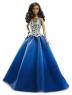 Кукла Барби Праздничная в синем платье DGX99