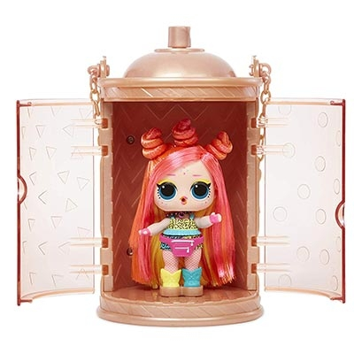 Купить куклу Лол с волосами 2 волна Lol Surprise в Минске