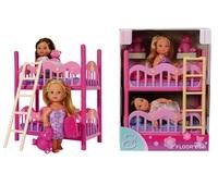 Кукла Simba Подружки Эви и двухэтажная кровать 10 5733847