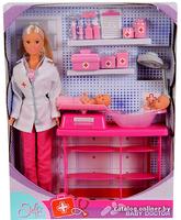 Кукла Simba Штеффи Детский врач 10 5732608