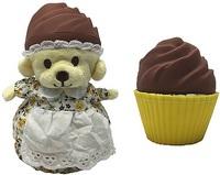 Кукла-сюрприз Cupcake Bears Плюшевый Мишка в кексе 1610033