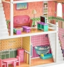 Деревянный кукольный домик Eliza Wooden Toys