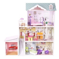 Кукольный домик Eco Toys Beverly Hills 4108WG