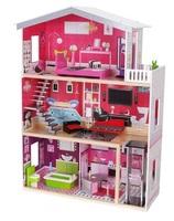 Кукольный домик Eco Toys Malibu 4118
