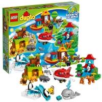 Вокруг света Lego Duplo 10805