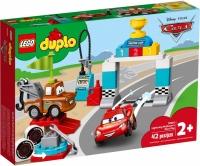 Lego Duplo Гонки молнии МакКуина Лего Дупло 10924