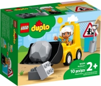 Lego Duplo Бульдозер Лего Дупло 10930