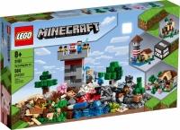 Lego Minecraft Набор для творчества Лего Майнкрафт 21161