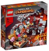 Lego Minecraft Битва за красную пыль Лего Майнкрафт 21163