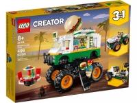 Lego Creator Грузовик Монстрбургер Лего Креатор 31104