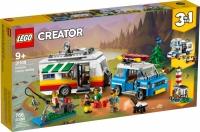 Lego Creator Отпуск в доме на колесах Лего Креатор 31108