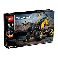 Lego 42081 VOLVO колёсный погрузчик ZEUX