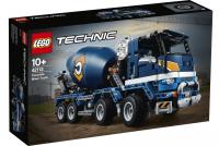 Lego Technic Бетономешалка Лего Техник 42112