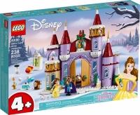 Lego Disney Зимний праздник в замке Бэлль Лего Дисней 43180