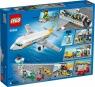 Lego City Пассажирский самолет Лего Сити 60262