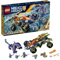 Lego Nexo Knights Вездеход Аарона 4x4 Лего Нексо 70355