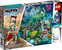 Lego Hidden Side Заброшенная тюрьма Ньюберри Лего Хидден Сайд 70435