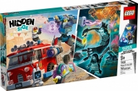 Lego Hidden Side Фантомная пожарная машина Лего Хидден Сайд 70436