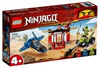 Lego Ninjago Бой на штормовом истребителе Лего Ниндзяго 71703