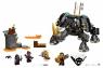 Lego Ninjago Бронированный носорог Зейна Лего Ниндзяго 71719