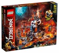 Lego Ninjago Подземелье колдуна скелета Лего Ниндзяго 71722