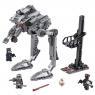 Lego Star Wars 75201 Вездеход AT-ST Первого Ордена