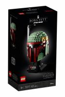 Лего Стар Варс Шлем Бобы Фетта Lego 75277