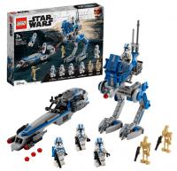 Lego Star Wars 75280 Клоны 501 легиона Лего Стар Варс