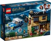 Lego Harry Potter Тиссовая улица Лего Гарри Поттер 75968