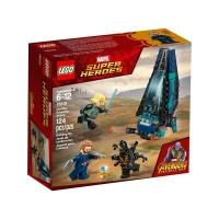 Lego Marvel Super Heroes 76101 Мстители: Атака всадников
