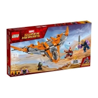 Lego Marvel Super Heroes 76107 Мстители: Танос-последняя битва