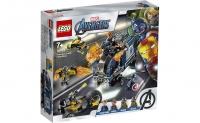 Lego Super Heroes Нападение на грузовик Лего Супер Герои 76143