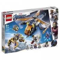 Lego Super Heroes Спасение Халка на вертолёте Лего Супер Герои 76144
