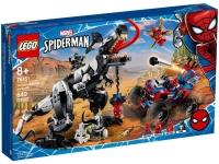 Lego Super Heroes Засада Веномозавра Лего Супер Герои 76151