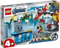 Lego Super Heroes Гнев Локи Лего Супер Герои 76152