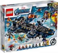 Lego Super Heroes Авианосец Геликарриер Лего Супер Герои 76153