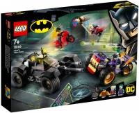 Lego Super Heroes Погоня за Джокером Лего Супер Герои 76159