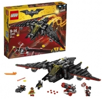 Lego Batman Movie 70916 Бэтмолёт