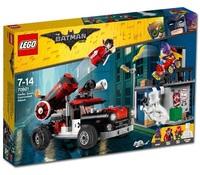 Lego Batman 70921 Тяжёлая артиллерия Харли Квинн