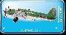 Бомбардировщик Хейнкель Коби Cobi 5717 аналог Лего