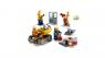 Lego City 60184 Бригада шахтеров
