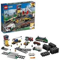 Lego 60198 Грузовой поезд