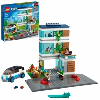 Лего Сити Семейный дом Lego City 60291